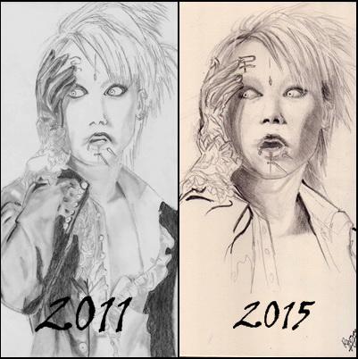 compare 2 by RyuzatoMayakashi