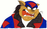 SWAT Kats - T-Bone Fury