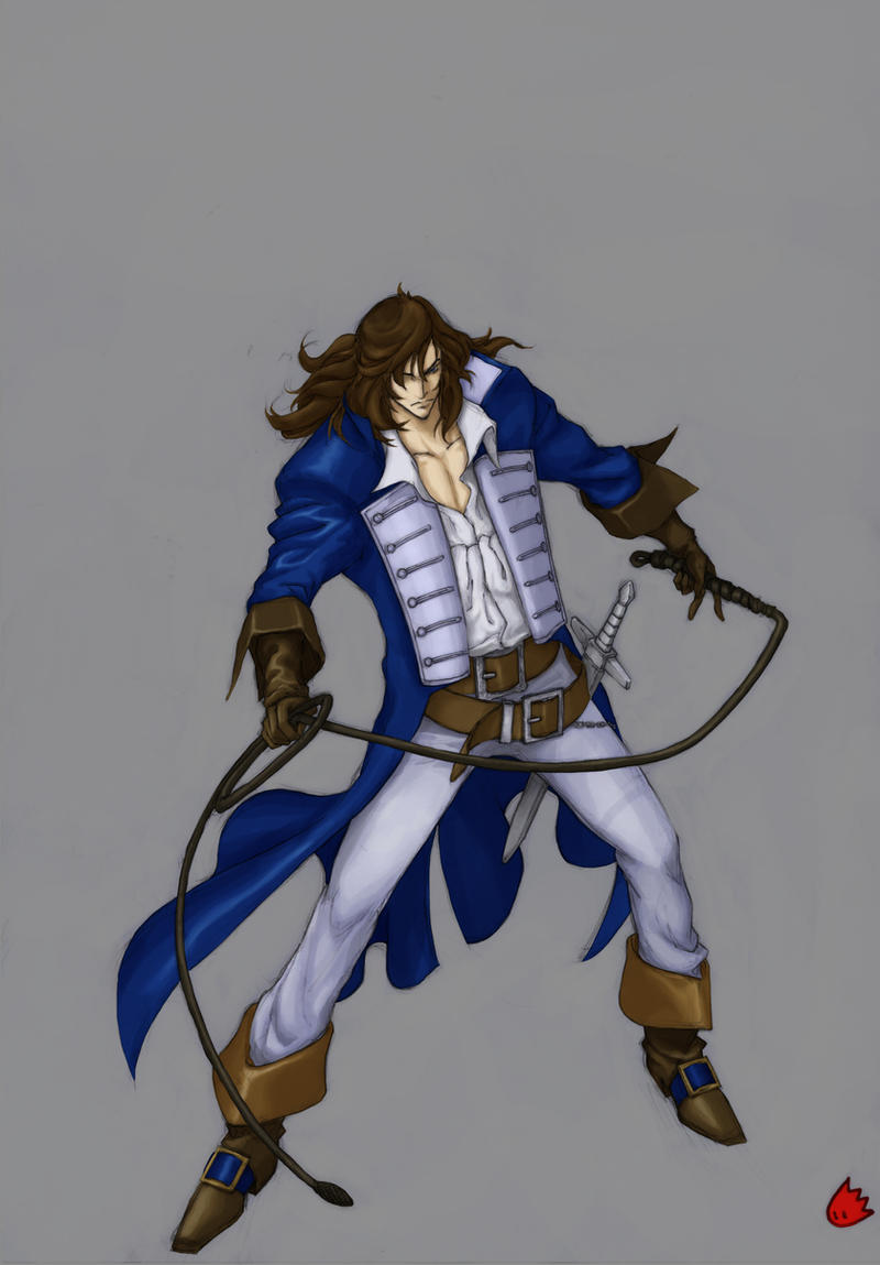 Richter Belmont by the-hary