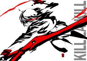 Ryuko by the-hary