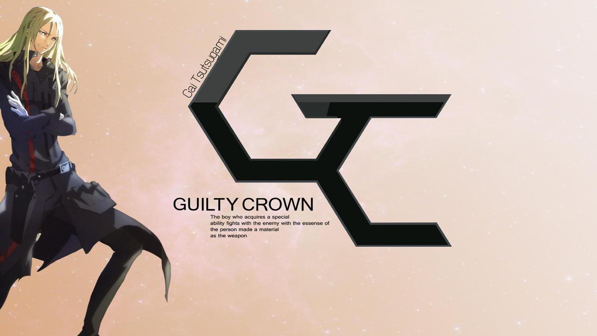 Guilty crown gai wallpaper