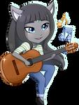 Birthday Chibi: Freya!