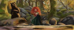 Brave: Photostudy by MindlessKaos