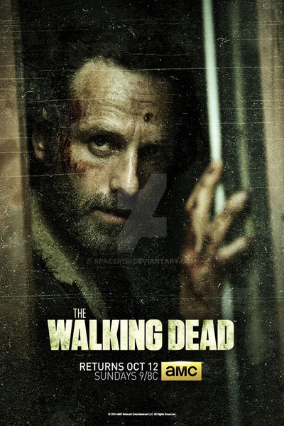 Image result for the walking dead 2014 poster