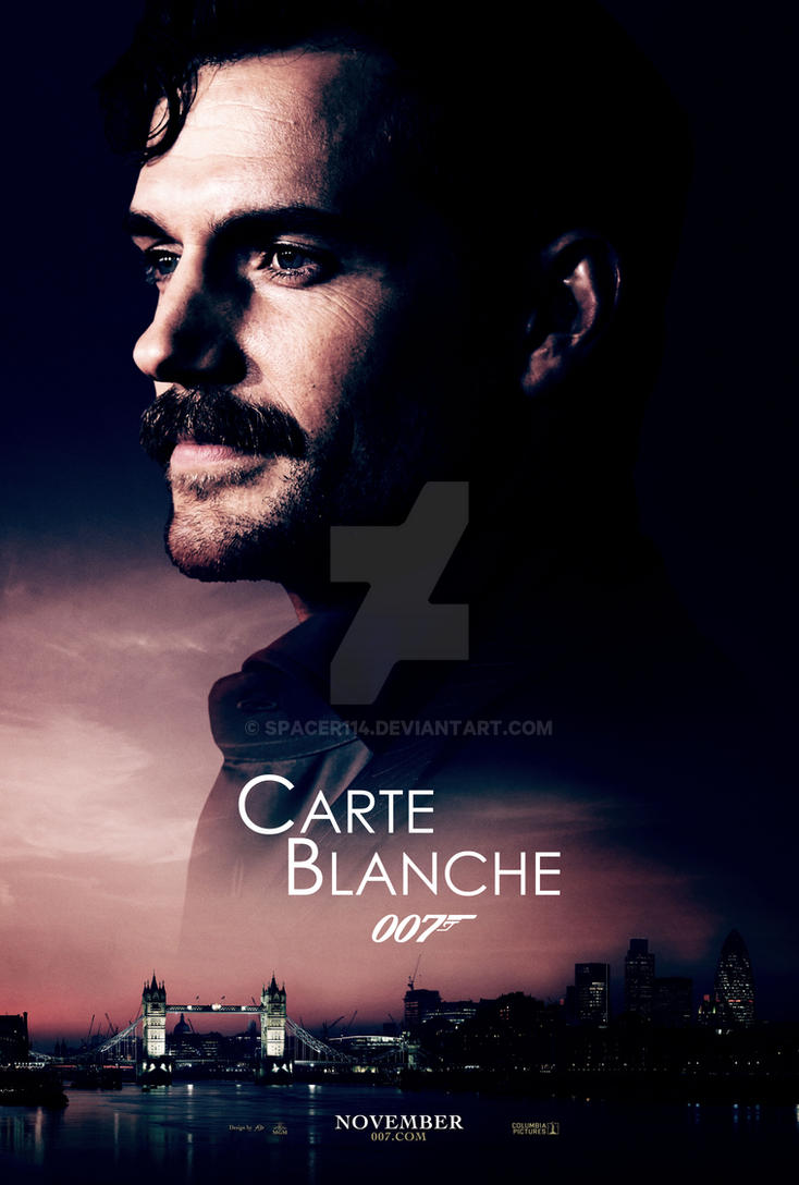 Carte Blanche by spacer114