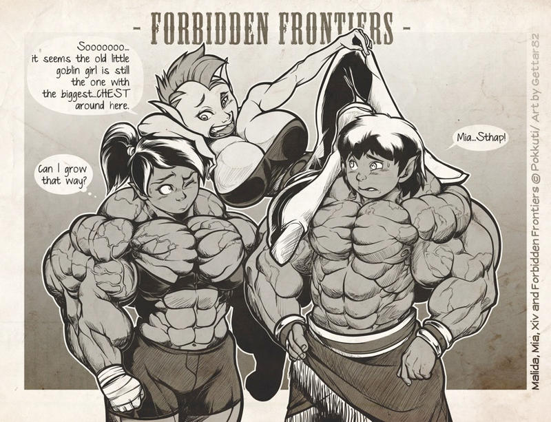 Forbidden Threesome02 by Gettar82