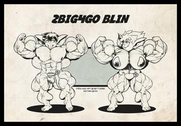 EsthenXPira 2big4goblin by Gettar82