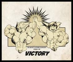 EsthenXPira victory by Gettar82