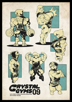 Crystal Gyms 09