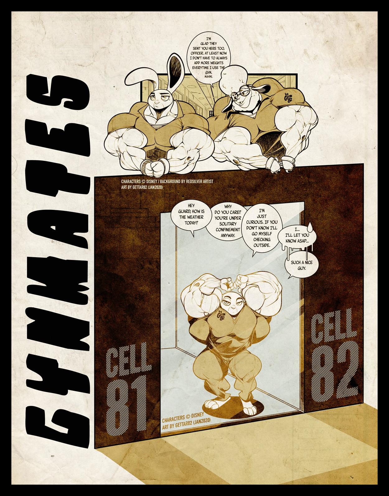 Gynmates 01