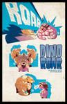 Dino Roar by Gettar82