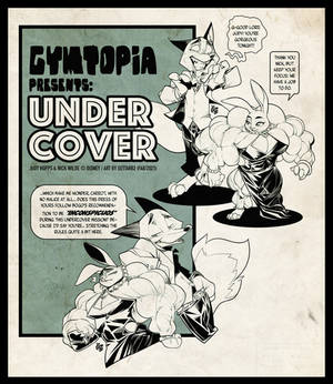 Gymtopia undercover