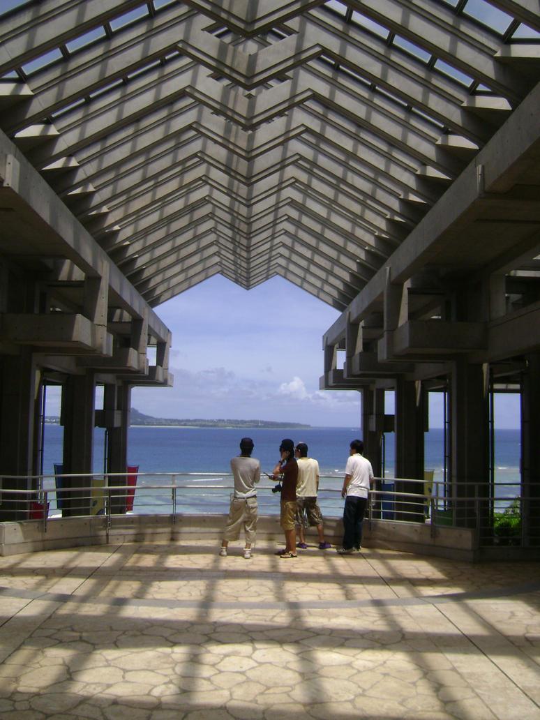 Okinawa Churaumi Aquarium by reynarok