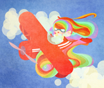 Rainbows and Aeroplanes