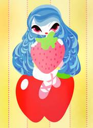 fruity sugar mamma by annalouise-art