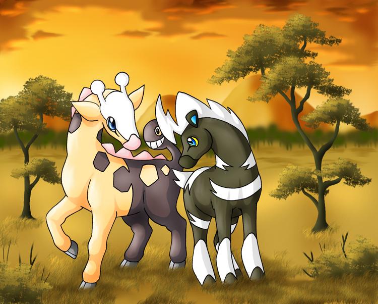 Safari plz by ValentineUmbreon