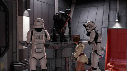 The Fate of the younglings (Legacy of Lepida)