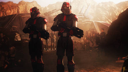Imperial Search and Capture