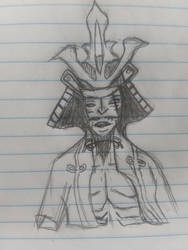 Sword Saint Isshin