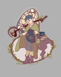 Witchsona by stoneclaw
