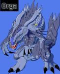 Orga redesigned
