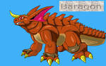 Baragon redesign
