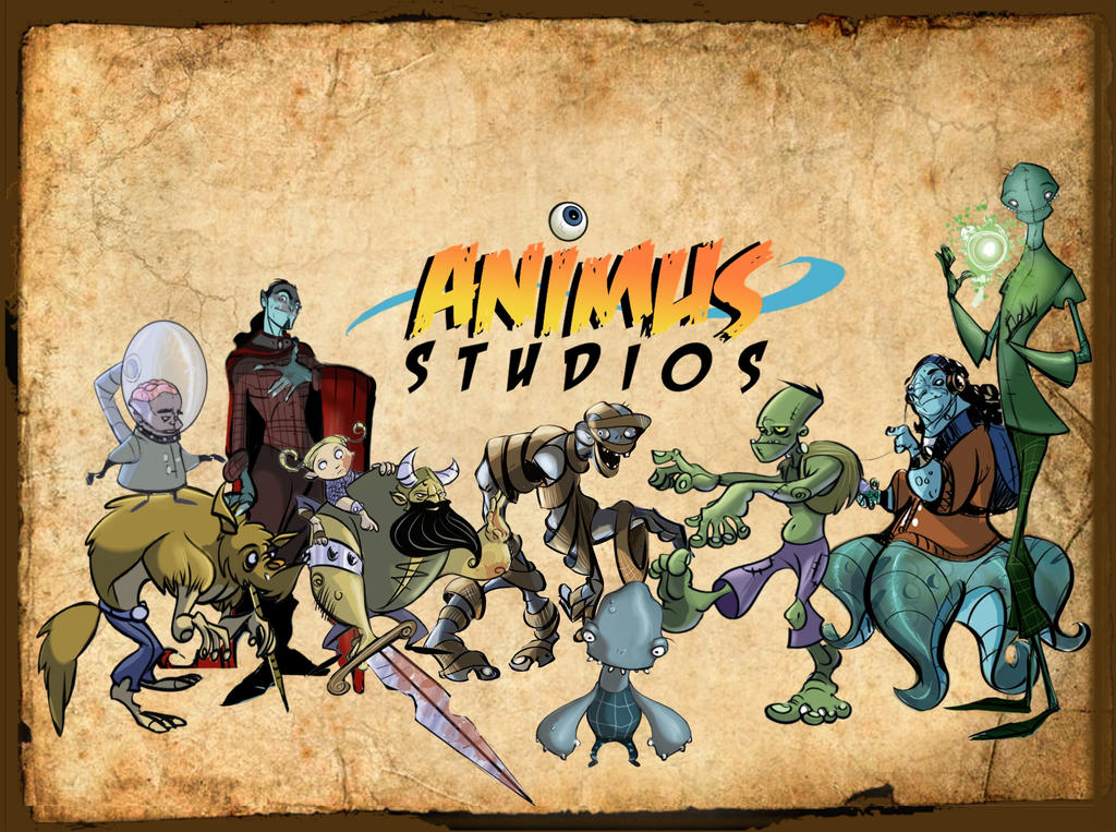 ANIMUS STUDIOS by TOBY71