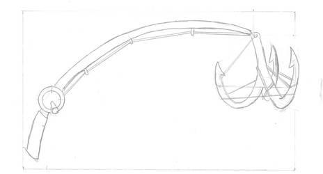 Sketch - Frothing Waters (Keyblade)