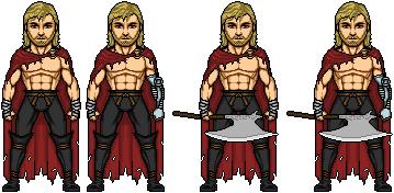Thor The Unworthy by Preteritus