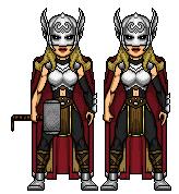 Thor Female 2014 by Preteritus