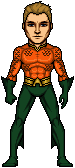 Aquaman by Preteritus