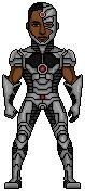 Cyborg New52 Original by Preteritus