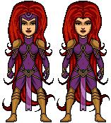MarvelNOW Medusa by Preteritus