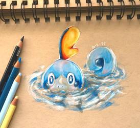 Submerged Sobble