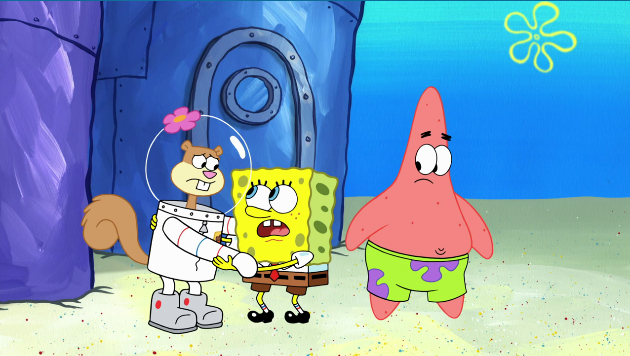funny spongebob and patrick moments