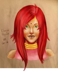 Durga Psyche portrait
