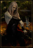 Prince Nuada - Small Comfort by GabbyLeithsceal