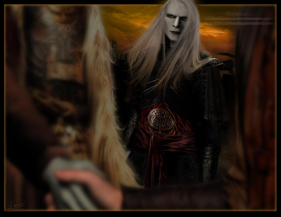 Prince Nuada - First Betrayal by GabbyLeithsceal