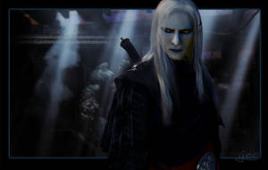 Prince Nuada - Never Known by GabbyLeithsceal