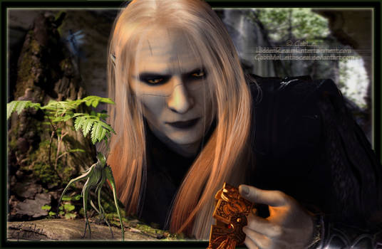 Prince Nuada - An Agreement