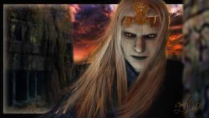 Prince Nuada - Lost King