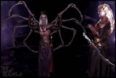 Lolth Costume 2