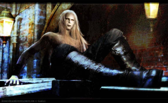 Prince Nuada - Prince in Boots