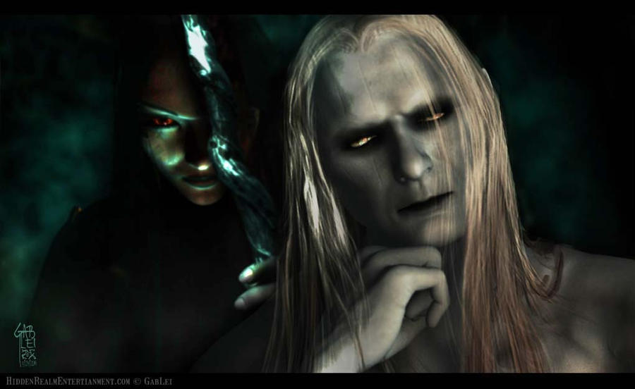 Prince Nuada - Dark Guest