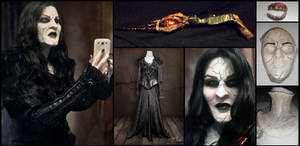 Muriel (Hansel and Gretel Witch Hunters) Cosplay
