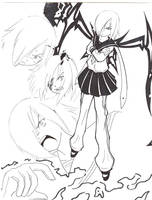 TWEWY: Yushii by L-Rossfellow