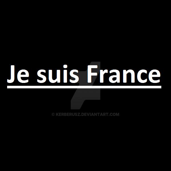 Je suis France/Je suis Paris/Je suis EUROPE by Kerberusz