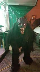 Werewolf by Kerberusz