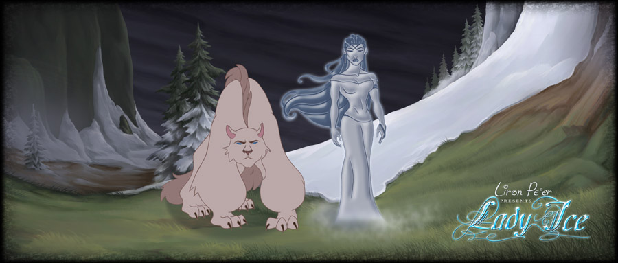 Lady Ice Production Still 01 by LPDisney
