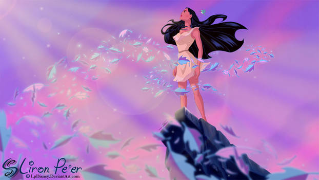 Pocahontas11 - Her Moms Spirit